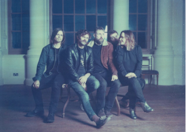 Listen to Slowdive's first new song in 22 years, 'Star Roving'