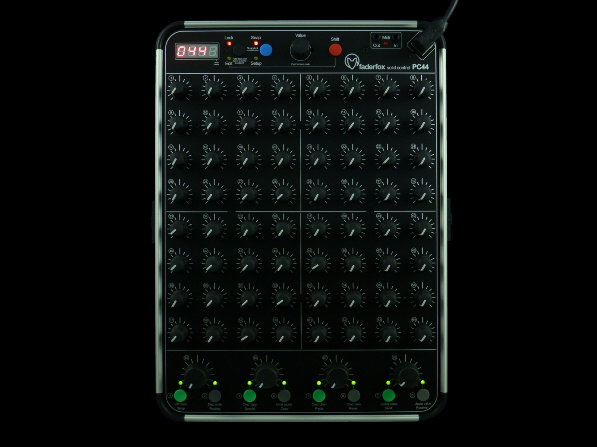 faderfox 39 s new midi controller has all the knobs you could ever need. Black Bedroom Furniture Sets. Home Design Ideas