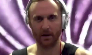 David Guetta signs with Justin Bieber's manager Scooter Braun