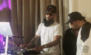 Swizz Beatz plays unreleased Jay Z, Nas, DMX, Jadakiss track during DJ set