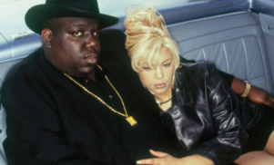 Biggie and Faith Evans interpolate one of the rapper's classics on new single 'Ten Wife Commandments'