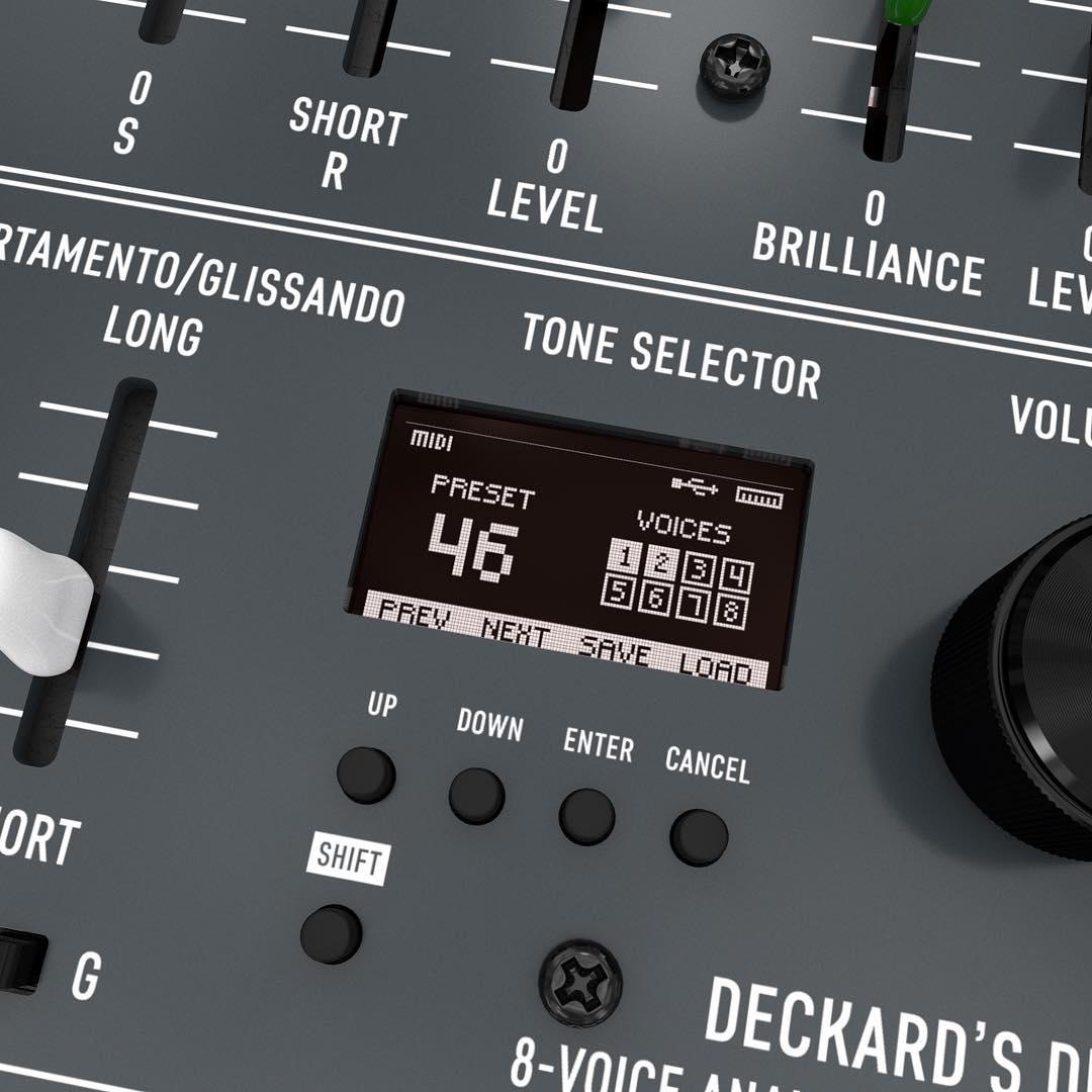 Recreate Blade Runner with Yamaha CS80 clone Deckard's Dream