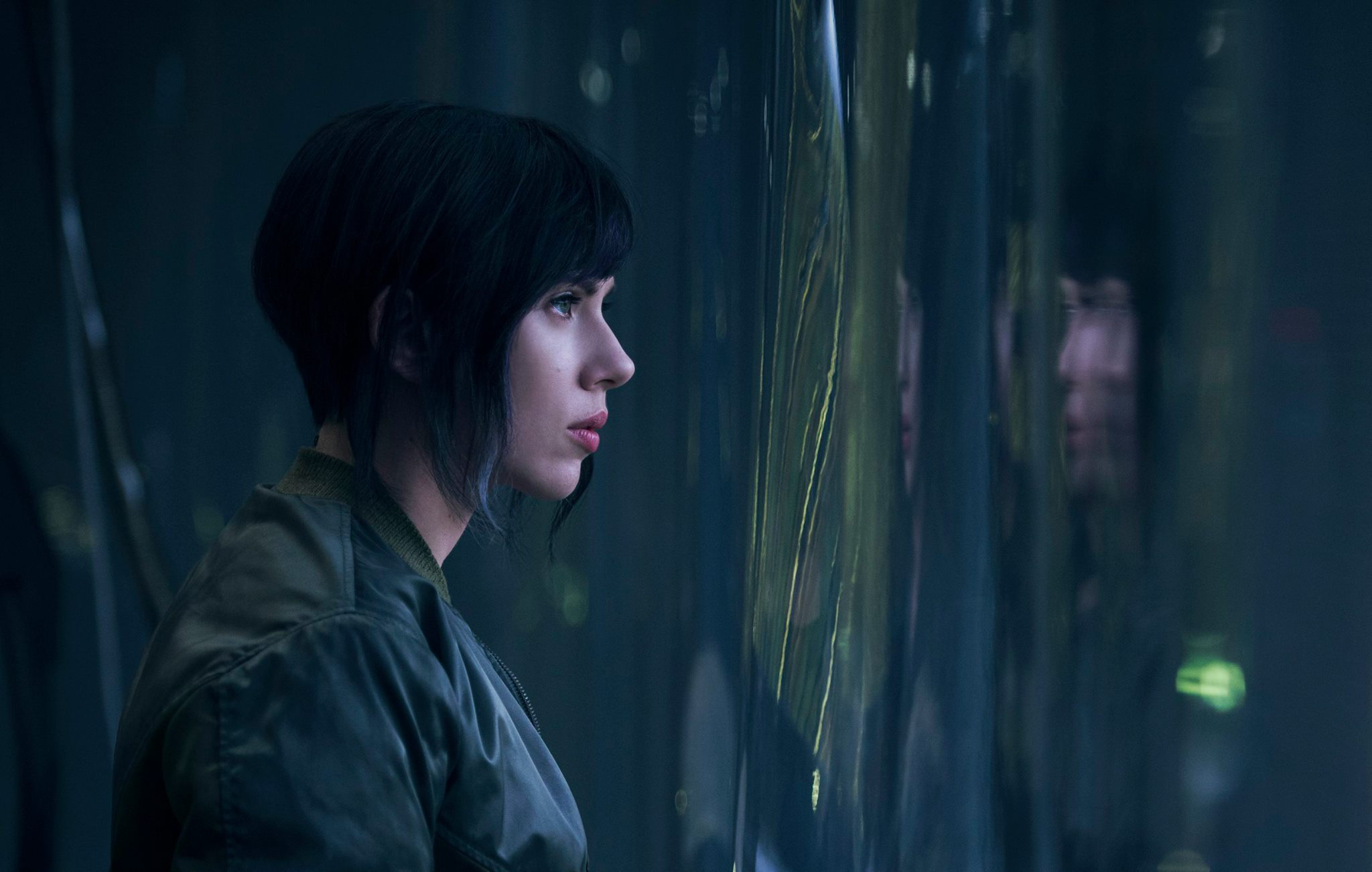 Ghost in the Shell review