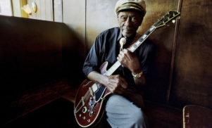 Listen to Chuck Berry's new song 'Big Boys' featuring Rage Against the Machine's Tom Morello