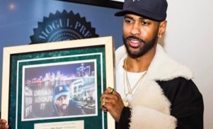 Big Sean becomes youngest person to receive key to Detroit