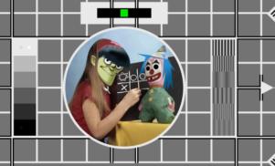 Watch Gorillaz's first ever on-camera interview