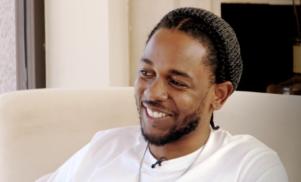 Watch Kendrick Lamar discusses DAMN. in new interview