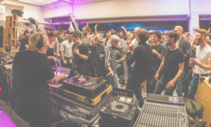 Watch The Black Madonna and more perform in London for Record Store Day 2017