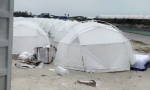 "$12,000 luxury island festival descends into chaos after fans complain of ""refugee camp"" conditions"