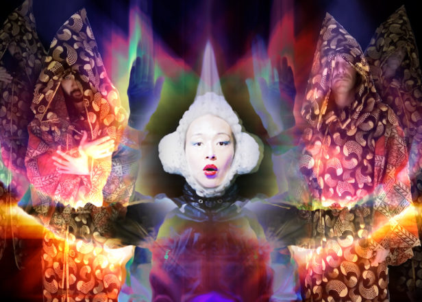 Stream King Midas Sound's Kiki Hitomi and DJ Scotch Egg's debut album as WaqWaq Kingdom