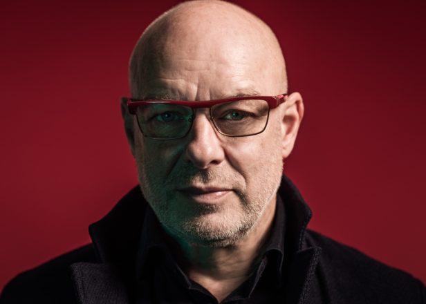British comedian Adam Buxton interviews ambient legend Brian Eno