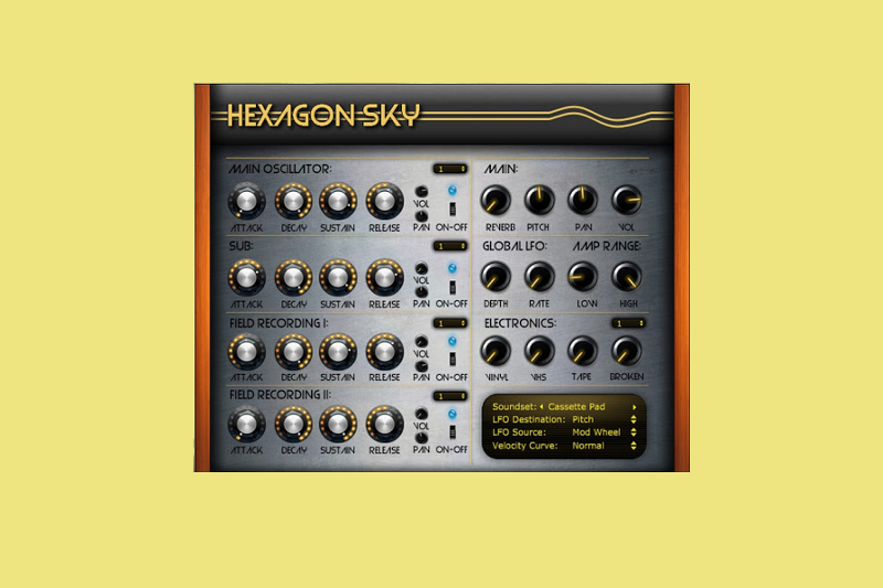 This retro synth plug-in will help you sound like Boards of