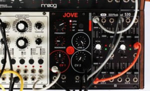This effects unit is a Roland Jupiter-6 filter for your modular synth