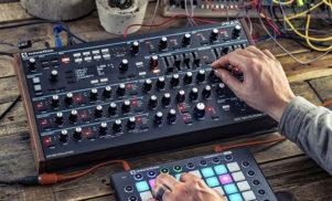 Novation announces Peak, a powerful eight-voice polysynth