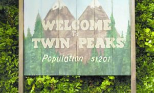 The new Twin Peaks series has a hypnotic intro