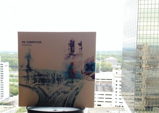 Radiohead fan recreates OK Computer cover at Connecticut location it was shot