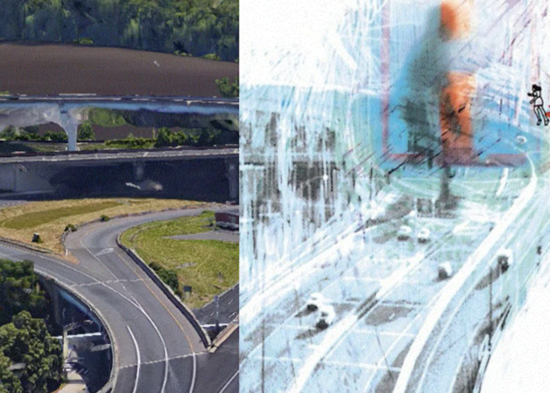 Is this the highway Radiohead's OK Computer cover is based on?