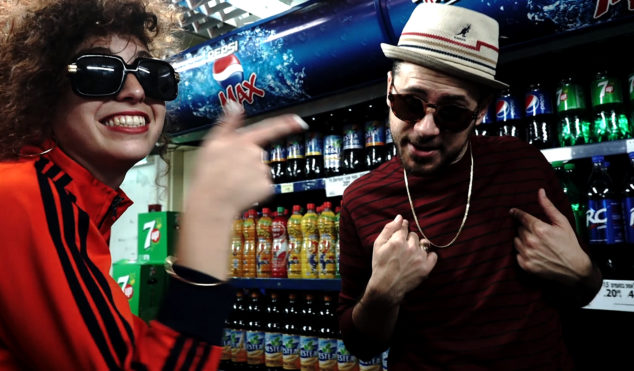 Watch Israeli MCs Miss Red and General G on Trilion's 'Stop Igle'