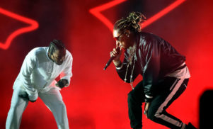 Watch Future and Kendrick Lamar perform 'Mask Off' at BET Awards 2017