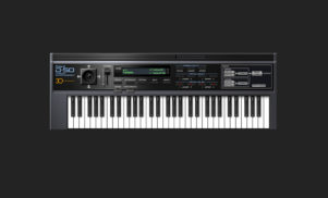 Roland's vintage D-50 synth now available via software subscription