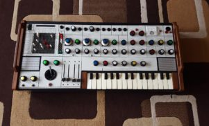 One of electronic music history's rarest synths has been rediscovered