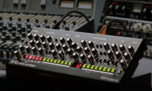 Roland and Studio Electronics team up on SE-02 analog Boutique synth