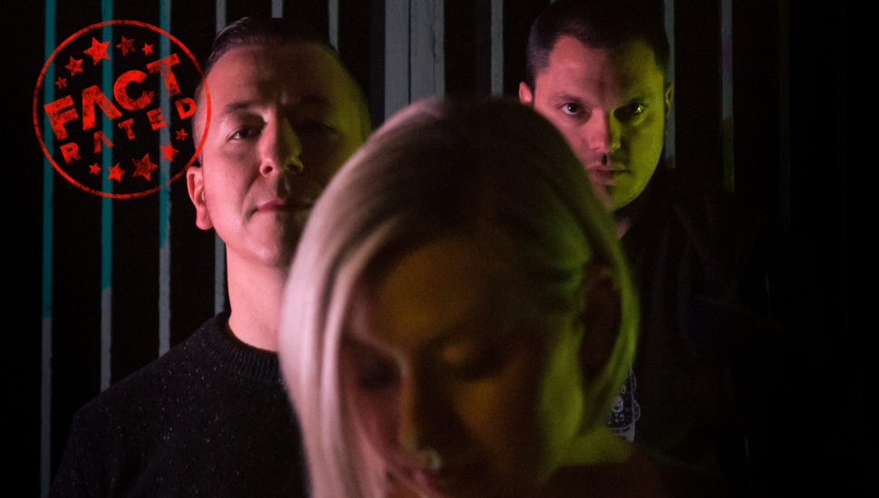 The Holy Circle are the Baltimore synth-pop trio with a pedigree in experimental metal