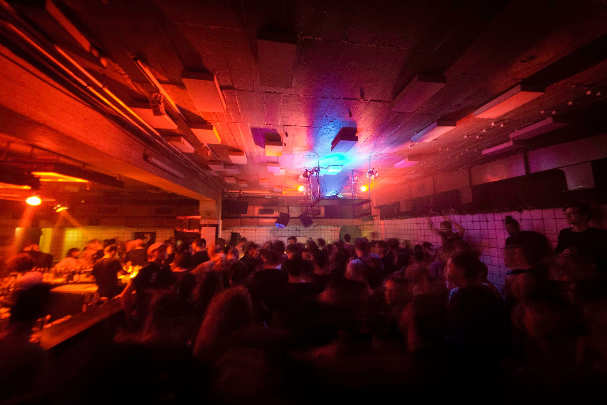 Discovering Electronic Music S Outer Limits At Berlin