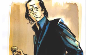 Nick Cave is getting his own graphic novel biography