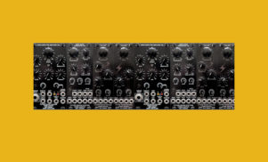 Throbbing Gristle inspire new range of Eurorack synth modules