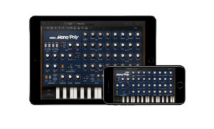 Korg's classic Mono/Poly synth comes to iPad and iPhone
