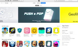 Apple's latest iTunes update reduces the clutter by removing iOS App Store