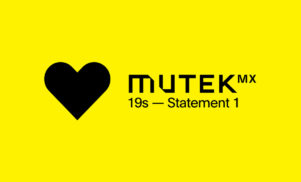 MUTEK Mexico suspends ticket sales after devastating earthquake