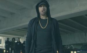Watch Eminem blast 'racist' Trump in brutal new freestyle