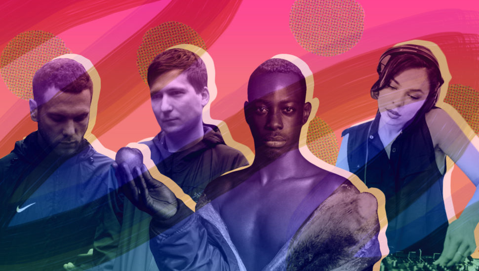 7 must-hear mixes from October 2017