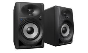Pioneer DJ's new studio monitors also connect via Bluetooth