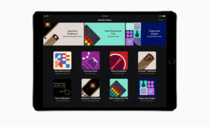 Apple updates GarageBand for iOS with free sound library
