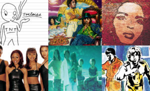 22 incredible albums turning 20 in 2018