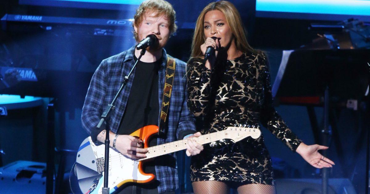 Singles Club Ed Sheeran And Beyonc 233 S Perfect Duet Is