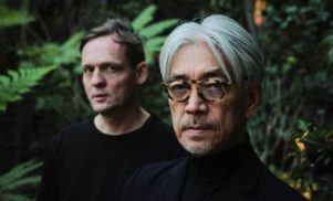 Ryuichi Sakamoto and Alva Noto announce new album Glass