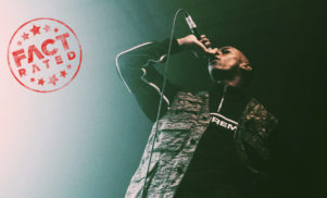 Octavian's gravelly half-sung rhymes have taken him from homelessness to UK rap stardom