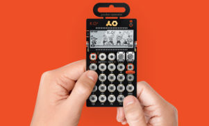 Teenage Engineering adds vocal synth and mini sampler to Pocket Operator family