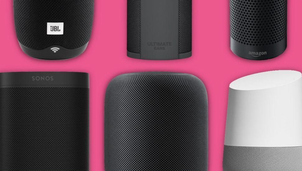 Talking heads: 6 of the best smart speakers