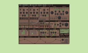 TAL releases beta version of new modular soft synth, TAL-Mod