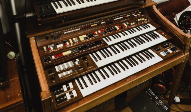 Django Django's Tommy Grace on his rare Yamaha D85 organ
