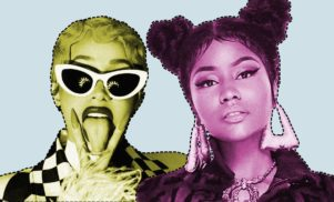 It's OK if Cardi B and Nicki Minaj don't like each other