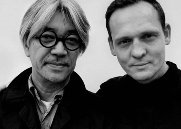 Ryuichi Sakamoto and Alva Noto announced for Sonar+D's 2018 lineup