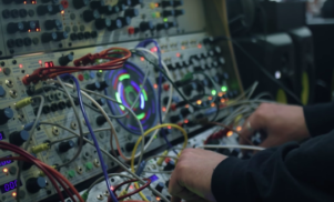Watch the Buchla 200e in action at Berlin's Superbooth 2018