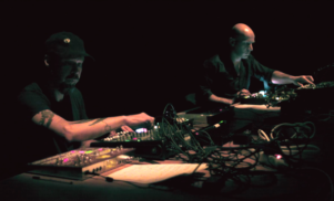 Cosmo Rhythmatic to release Ignis EP from Mika Vainio and Franck Vigroux