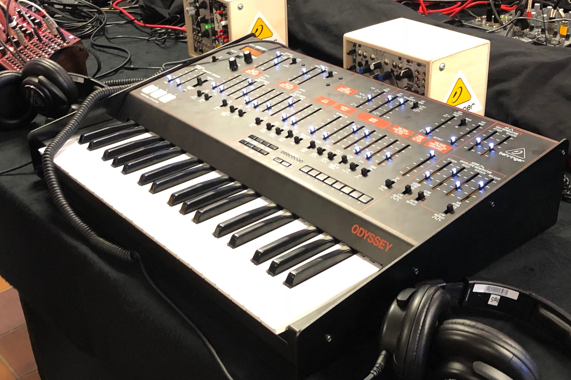 Modules, monosynths and clones: The sights and sounds  Superbooth 2018